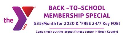 Membership Special September