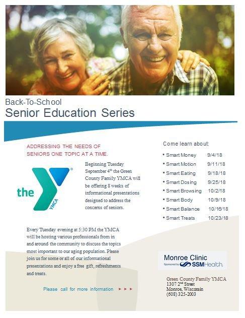 Senior Education Series
