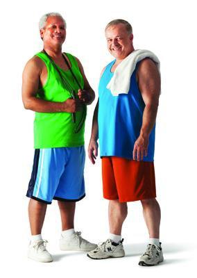 gym dudes